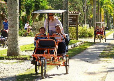 Triciclo Hotel Fazenda Mazzaropi
