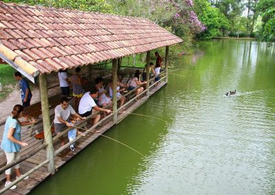 Pesca Hotel Fazenda Mazzaropi