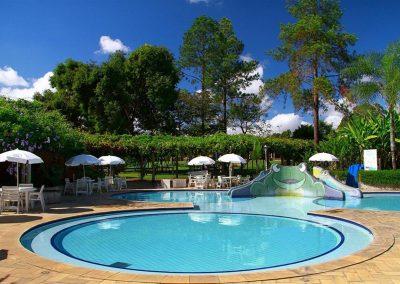 Piscina Hotel Fazenda Mazzaropi