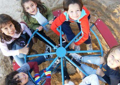 Crianças se divertindo no Hotel Fazenda Mazzaropi