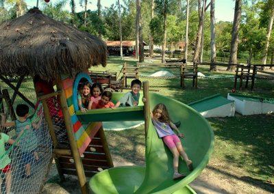 Parque para as Crianças Hotel Fazenda Mazzaropi
