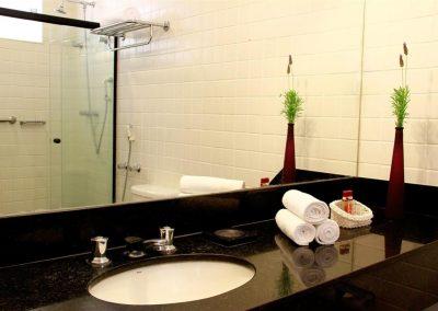 Banheiro Hotel Fazenda Mazzaropi