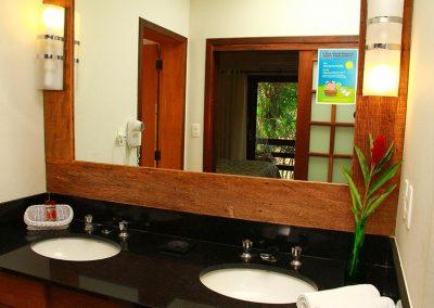 Banheiro Apartamento Hotel Fazenda Mazzaropi