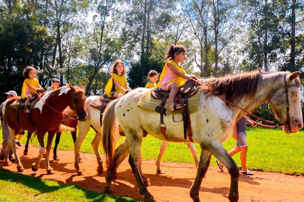 cavalos - Baixa Estação Fim de Semana- 1º Semestre 2019