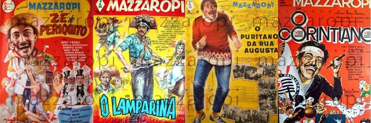 filmes mazzaropi - Oito filmes de Amacio Mazzaropi são digitalizados