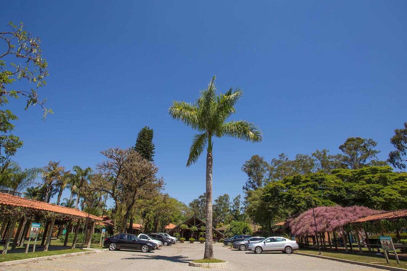hotel fazenda mazzaropi - Localização