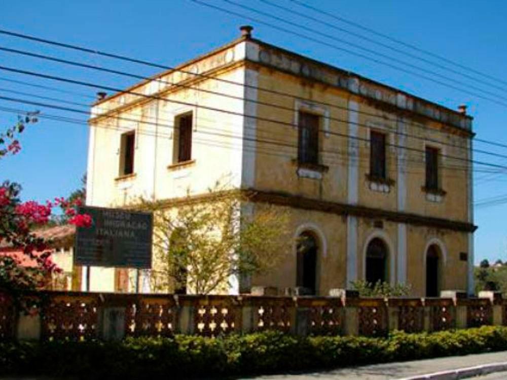 museu imigracao italiana - Localização