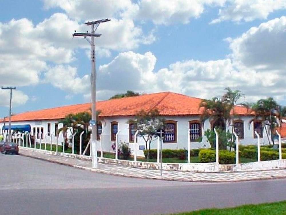 pinacoteca anderson - Localização