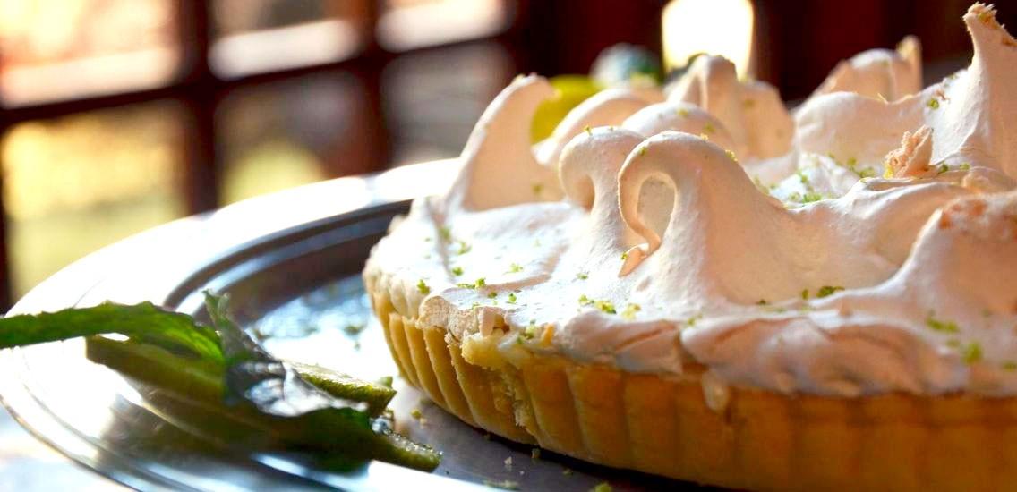 tortadelimao hotel fazenda mazzaropi - Torta de Limão
