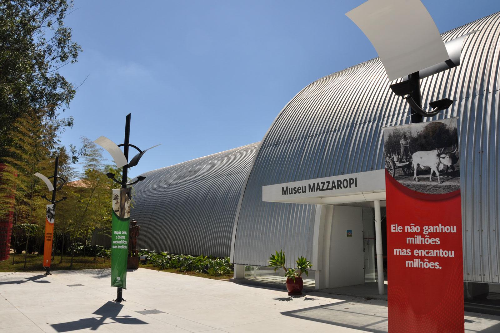 museu mazzaropi - Nossas Empresas