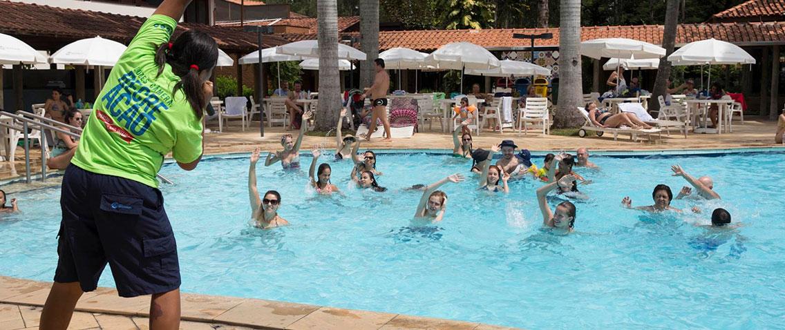 piscinas hotel fazenda mazzaropi - Piscinas