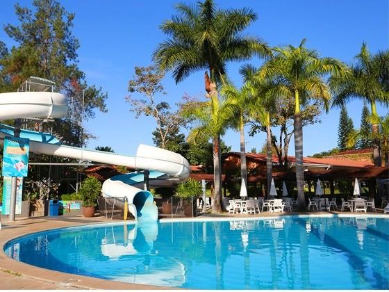 piscina hotel fazenda mazzaropi 10 - Estive Aqui