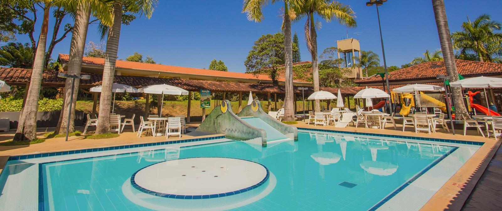 piscina hotel fazenda mazzaropi 02 - Última Semana - Férias Janeiro 2020